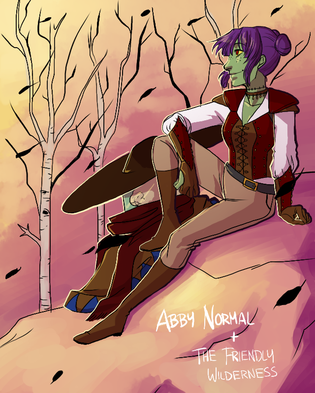 Abby Normal by cheshiresmiling